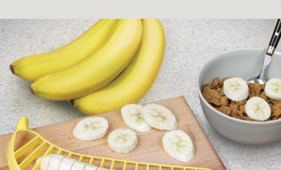 Banana Slicer – the Fun Device for Quick Snacks and Desserts