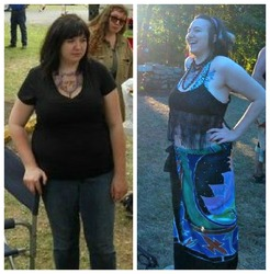 Katheryn lost 55 pounds! See my before and after weight loss pictures, and read amazing weight loss success stories from real women and their best weight loss diet plans and programs. Motivation to lose weight with walking and inspiration from before and after weightloss pics and photos.