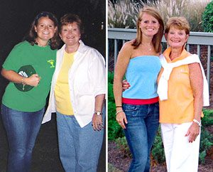 Weight Loss Success Stories: Kathy And Emily Dropped 53 Pounds Each By Doing It Together