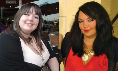 Weight Loss Before and After: Katie Found A Gym Close To Home And Lost 115 Pounds