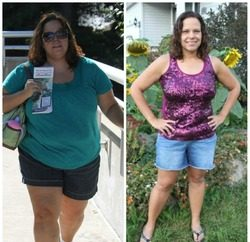 Weight Loss Before and After: Kelly Shed 100 Pounds To End Family Obesity Trend