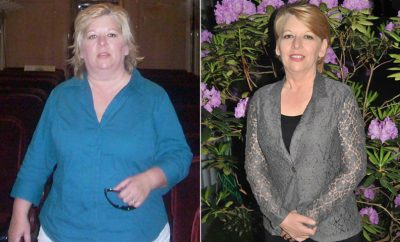 I Lost Weight: Kim Fraley Climbed Six Flights Of Stairs A Day And Lost 96 Pounds