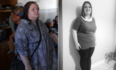 Weight Loss Success Stories: Krissie Lost 75 Pounds And Found Her Happiness