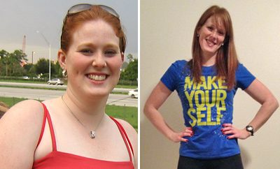 Real Weight Loss Success Stories: Kristy Drops 65 Pounds And Uses Fitness Challenges To Keep The Weight Off