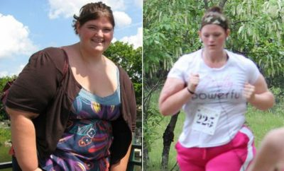 Real Weight Loss Success Stories: Laura Miller Lost 166 Pounds And Ended Her Poor Eating Habits