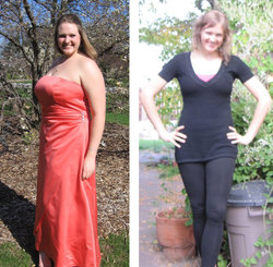 I lost 93 pounds! See my before and after weight loss pictures, and read amazing weight loss success stories from real women and their best weight loss diet plans and programs. Motivation to lose weight with walking and inspiration from before and after weightloss pics and photos.