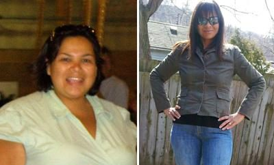 Weight Loss Before and After: Leigh Anne Makes No Excuses And Loses 145 Pounds
