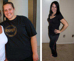 Weight Loss Before and After: I Am Down 102 Pounds And Still Going Strong!