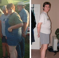 How I Managed to Lose 105 lbs