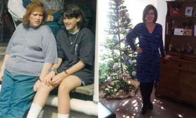 Real Weight Loss Success Stories: Lisa Lost 112 Pounds To Be A Better Role Model For Her Daughter