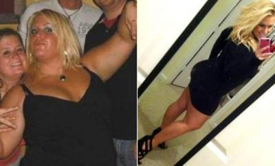 Weight Loss Before and After: After Being Bullied Liz Lost 111 Pounds