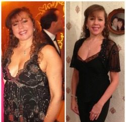 Weight Loss Success Stories: Lorraine Lost 56 Pounds At 50!