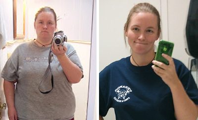 Weight Loss Success Stories: Marcia Lost 102 Pounds By Eating Salads