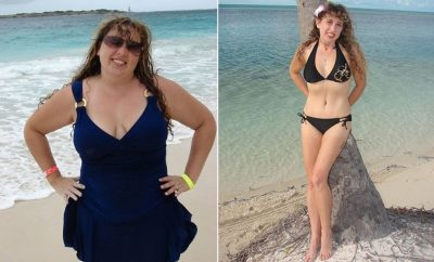 Real Weight Loss Success Stories: Marcy Miyar Resolved To Lose Weight And Sheds 77 Pounds For Her Health