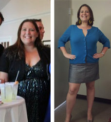 I lost 49 pounds! See my before and after weight loss pictures, and read amazing weight loss success stories from real women and their best weight loss diet plans and programs. Motivation to lose weight with walking and inspiration from before and after weightloss pics and photos.