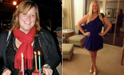 I Lost Weight: With The Help Of A Weight Loss Center, Michaela Brennan Lost 63 Pounds