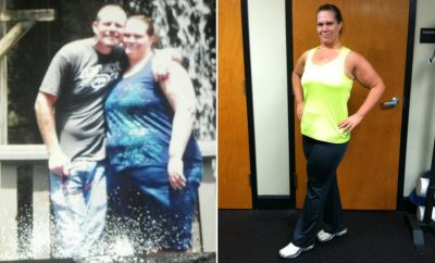 I Lost Weight: Michelle Howard Wanted To Teach Her Children To Be Healthy And Lost 120 Pounds