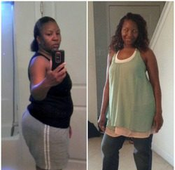 I Lost 40 Pounds: Raheku Lost The Weight By Making Better Food Choices