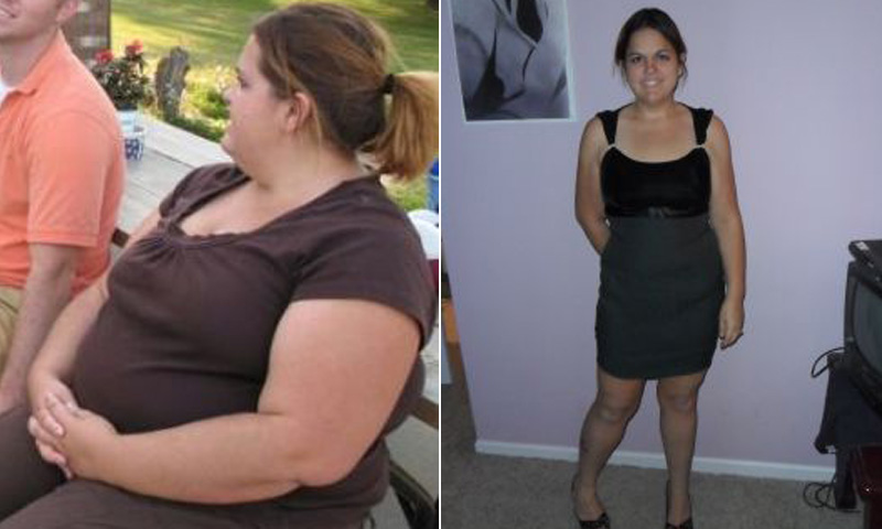 Weight Loss Before and After: Rebekah Sets Achievable ...