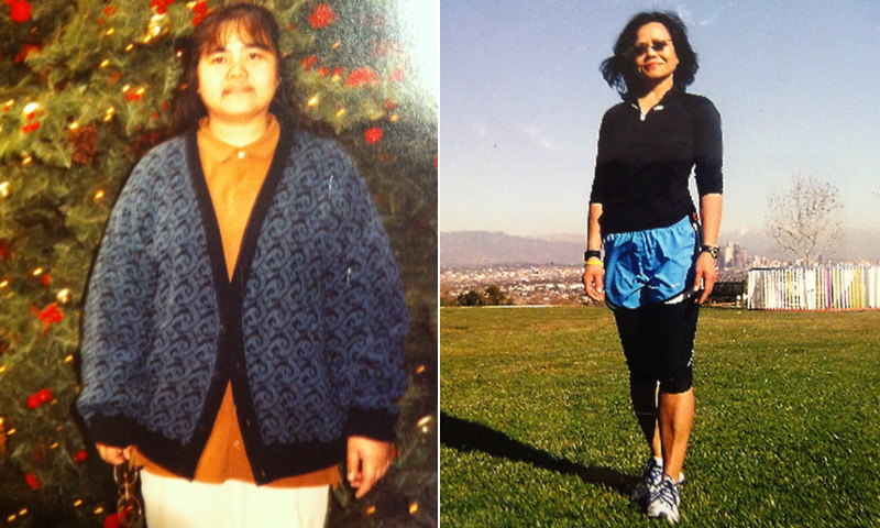 Rosemarie lost 105 pounds! See my before and after weight loss pictures, and read amazing weight loss success stories from real women and their best weight loss diet plans and programs. Motivation to lose weight with walking and inspiration from before and after weightloss pics and photos.