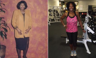 Before And After: Rosie Lost More Than 100 Pounds By Learning To Run