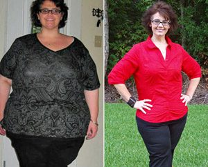 Weight Loss Success Stories: Shelly Shed 176 Pounds With The Support From Others