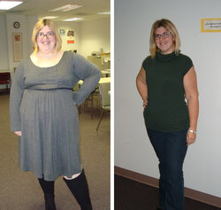 Weight Loss Before and After: Sarah Lost 130 Pounds With Diet And Exercise