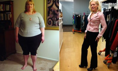 Weight Loss Success Stories: Stacey Lost 185 Pounds With Inspiration From Carnie Wilson