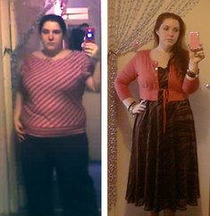 Weight Loss Before and After: I Lost 80 Pounds And Never Looked Better
