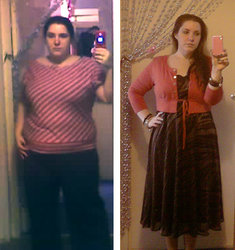 I lost 80 pounds! See my before and after weight loss pictures, and read amazing weight loss success stories from real women and their best weight loss diet plans and programs. Motivation to lose weight with walking and inspiration from before and after weightloss pics and photos.