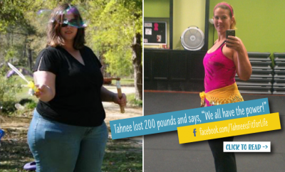 Real Weight Loss Success Stories: Tanee Loses 201 Pounds Through Healthy Eating And Exercise
