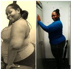 Weight Loss Success Story: Tanisha Lost 60 Pounds And Is Still Losing Even More Weight