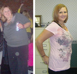 Weight Loss Before and After: My 62 Pound Weight Loss Transformation