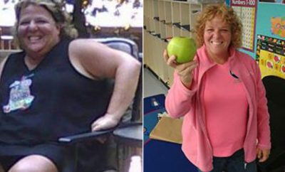 Weight Loss Before and After: Theresa Fell In Love With Zumba And Lost 107 Pounds