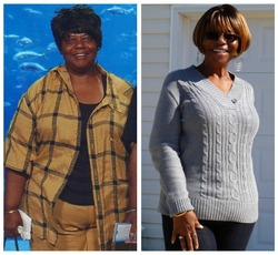 Before And After: Theresa Loses Over 100 Pounds And Adopts Healthier Lifestyle