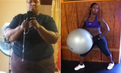 How I Lost Weight: Wiltrina Lost More Than 200 Pounds And Is Training For A Fitness Competition