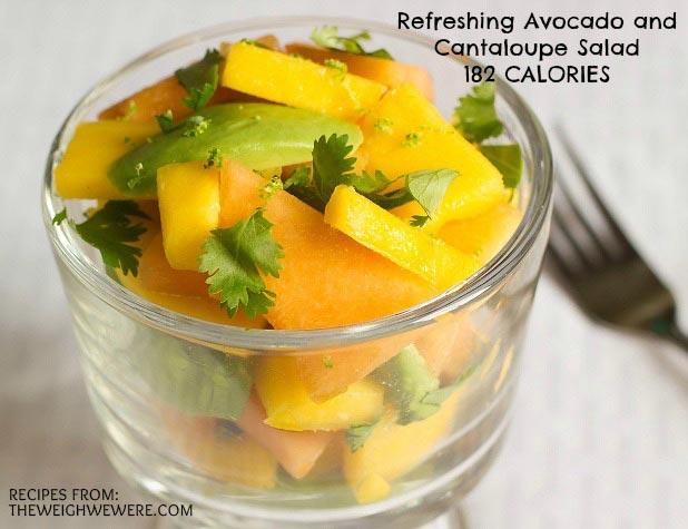Refreshing_Avocado_and_Cantaloupe_Salad
