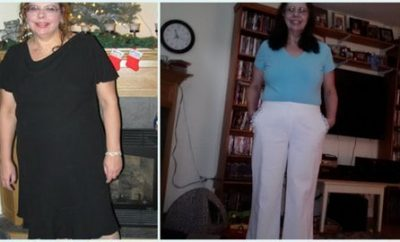 I lost weight for good at age 58!