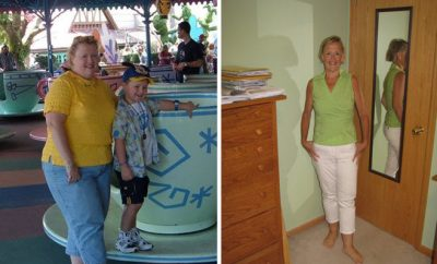 150 Pound Weight Loss Transformation at Age 50!