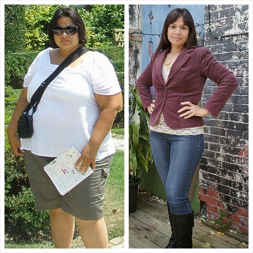 I lost 132 pounds! See my before and after weight loss pictures, and read amazing weight loss success stories from real women and their best weight loss diet plans and programs. Motivation to lose weight with walking and inspiration from before and after weightloss pics and photos.
