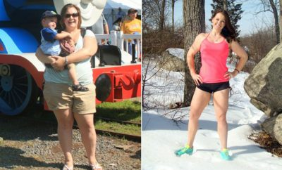 Coty Lost 80 Pounds To Become A Strong Mama!