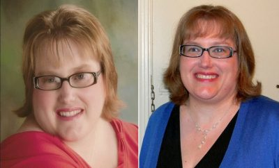 Before and After PCOS – My 70 Pound Weight Loss Journey