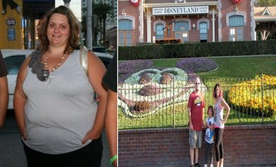Real Weight Loss Success Stories: I Didn't Want To Be The Fat Mommy, So I Lost 70 Pounds