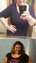 Lost over 100 pounds