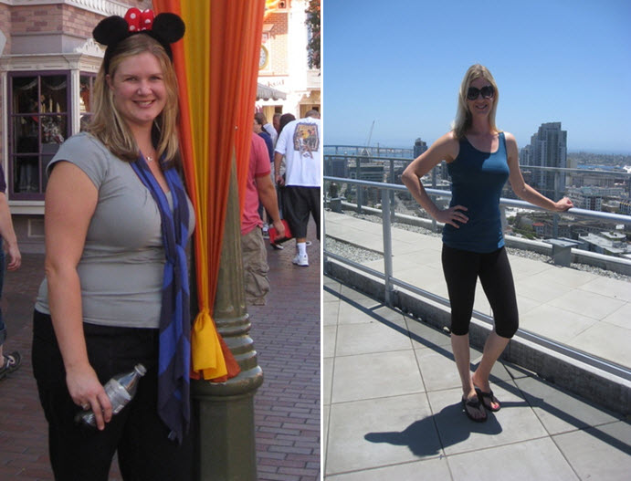 I lost 100 pounds! See my before and after weight loss pictures, and read amazing weight loss success stories from real women and their best weight loss diet plans and programs. Motivation to lose weight with walking and inspiration from before and after weightloss pics and photos.