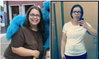 129 pounds gone in 13 months!