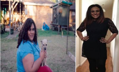 My 216 Pound Weight Loss Journey with PCOS:  From Struggle to Success
