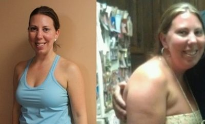 Weight Loss Before and After: I Dropped 60 Pounds WIthout Tricks Or Fad Diets