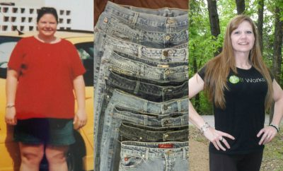 Pam Kimbro – After losing Father took his advice and went on to lose 150lbs.