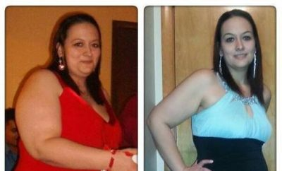 Weight Loss Success Stories: Christina Started My Life Over After Dropping 70 Pounds